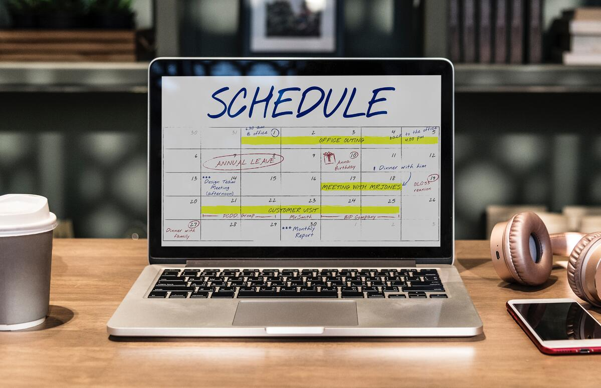 The Impact Group content calendar